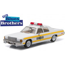Dodge Royal Monaco Illinois State Police uit de film Blues Brothers