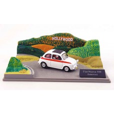 Fiat 500 Hollywood