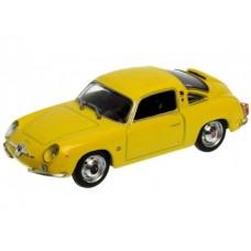 Fiat Abarth 750 Record