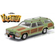 Ford LTD Coutry Squire uit de film National Lampoon's Vaction