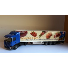 Scania 124L 400 4X2 met Thermo King Trailer