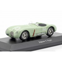 Jaguar C-Type #50 Sterling Moss
