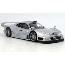 Mercedes-Benz CLK-GTR street version