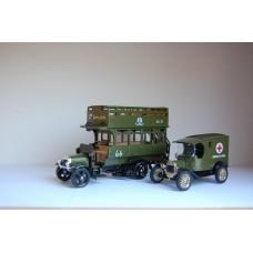 Military Transport Set