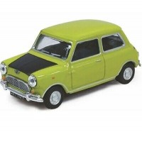 "Mini Cooper  uit de TV Series Mr ""Bean"""