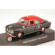 Peugeot 403 Taxi G7