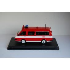 Raf 2203 AL Brandweerwagen USSR