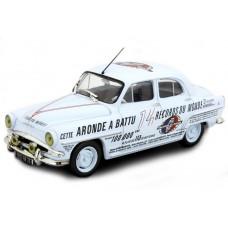 Simca Aronde Elysee Des Records 1957