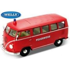 VW T1 Classic Bus Feuerwehr (D)
